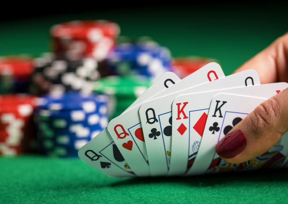 Online Casino And The Slot Games - Gambling