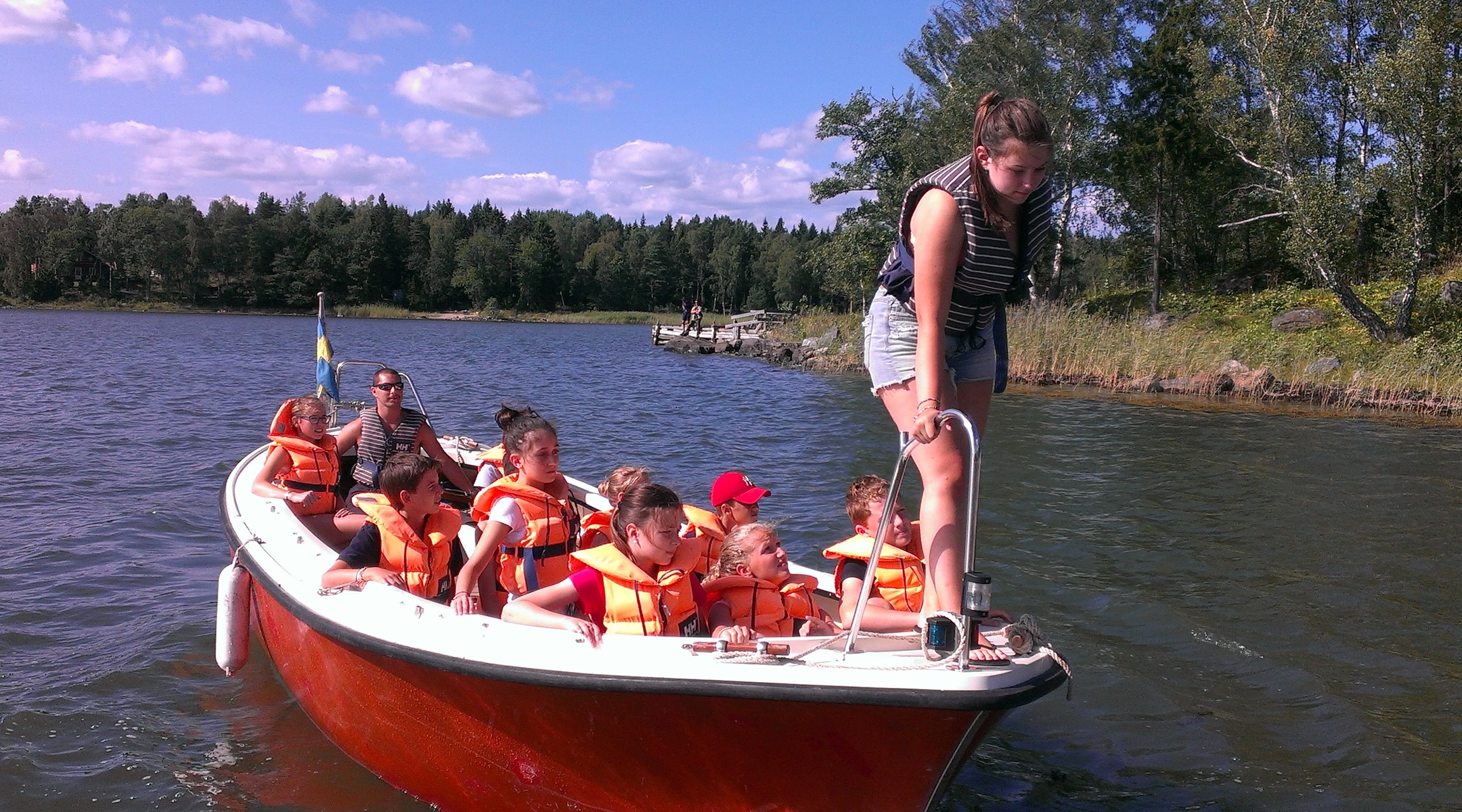Complimentary Or Affordable Summertime Camp Options