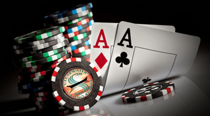 In Online Gambling Right Here Are 5 Important Problems To Know