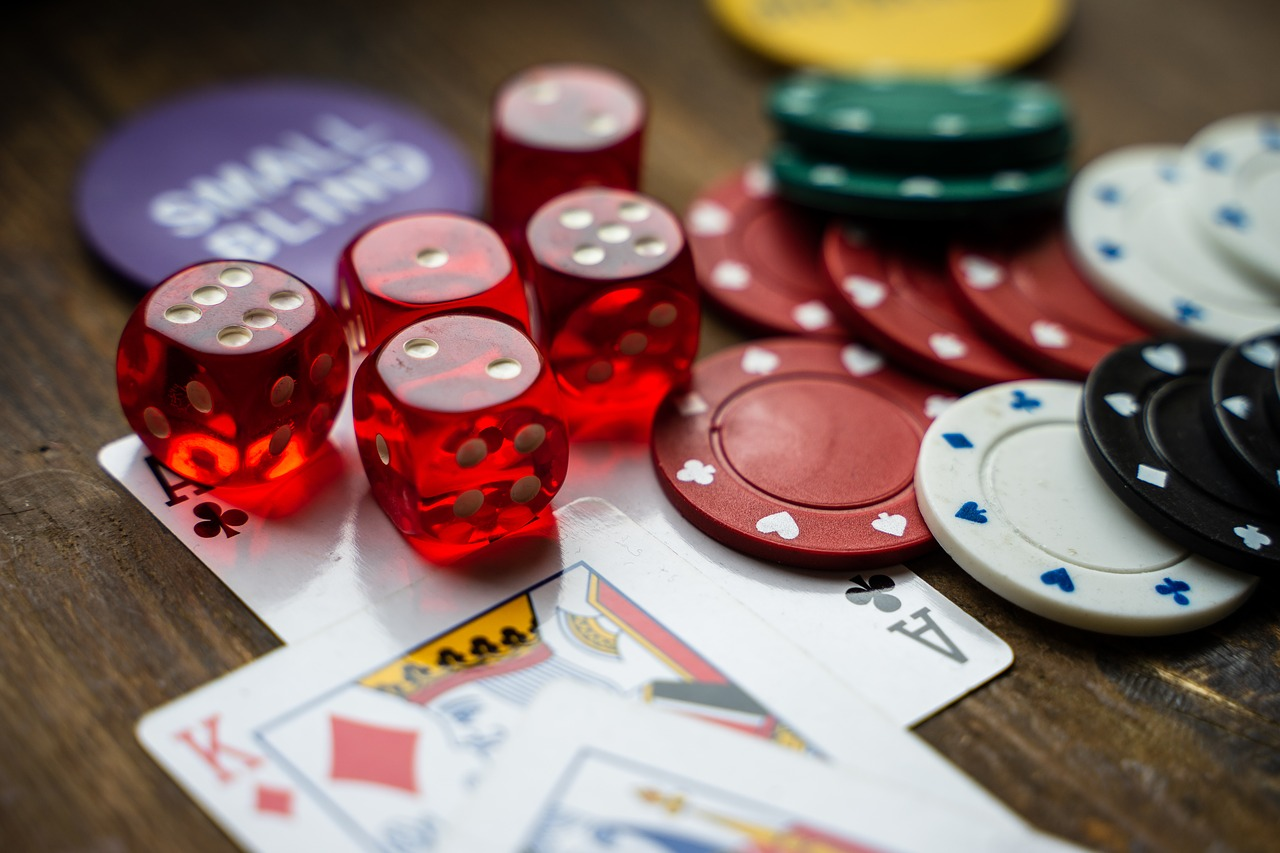 Seven Methods Online Gambling Will Assist you to Get More Enterprise.