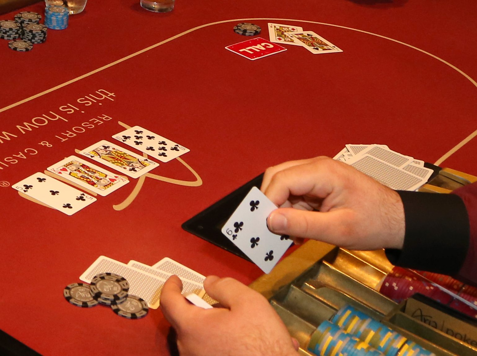Problems Everybody Has With Online Gambling