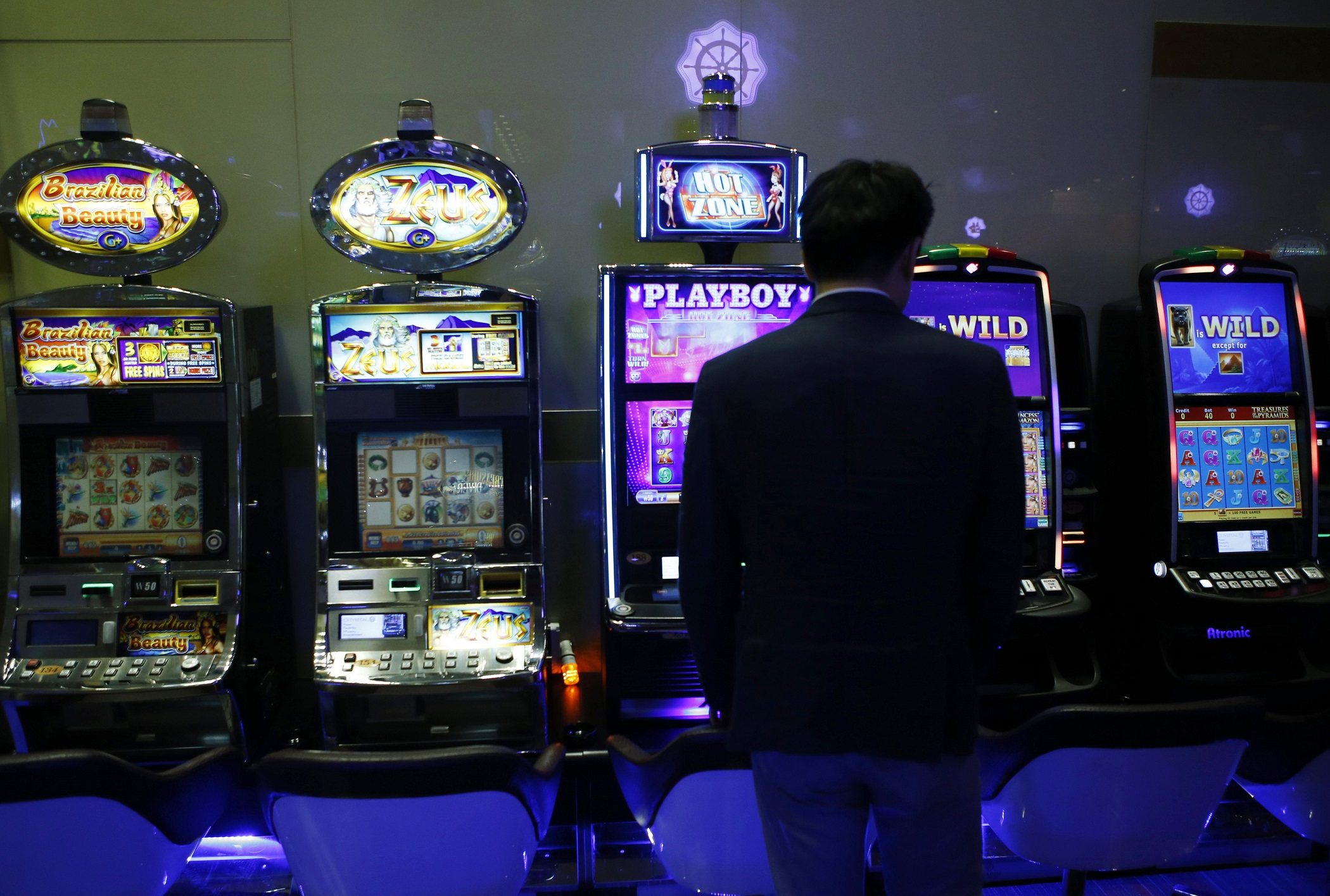 Classes About Online Casino It Is Advisable To Study Before You Hit Forty